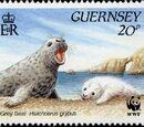 Guernsey 1990 WWF Marine Life