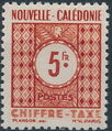 New Caledonia 1948 Numerals (Official Stamps) h.jpg