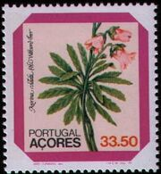 Azores 1982 Azores Flowers (2nd Issue) d