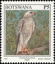 Botswana 1997 Birds q
