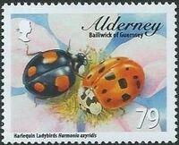 Alderney 2014 Alderney Ladybirds g