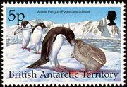 British Antarctic Territory 1998 Birds c