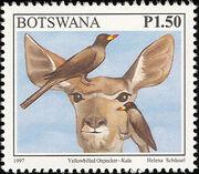 Botswana 1997 Birds n