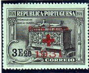 Portugal 1931 Red Cross - 400th Birth Anniversary of Camões f
