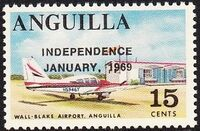 Anguilla 1969 Independence h