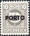 Austria 1946 Occupation Stamps of the Allied Military Government Overprinted in Black e.jpg
