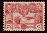 Portugal 1923 First flight Lisbon Brazil i