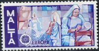 Malta 1976 Europa a