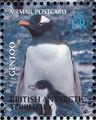 British Antarctic Territory 2003 Penguins of the Antarctic j.jpg