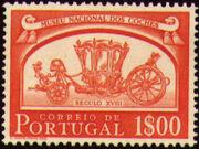 Portugal 1952 National Coach Museum e
