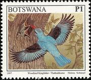Botswana 1997 Birds l