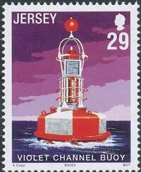 Jersey 2003 Lighthouses and Buoys e