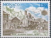 Monaco 1979 EUROPA - Communications c