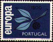 Portugal 1965 Europa a