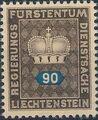 Liechtenstein 1950 Crown i.jpg
