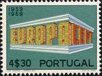 Portugal 1969 Europa c