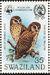 Swaziland 1982 WWF Pel's Fishing Owl c