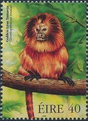 Ireland 1998 Endangered Animals c