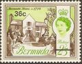 Bermuda 1970 Definitive Issue of 1962 Surcharged n.jpg