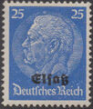 German Occupation-Alsace 1940 Stamps of Germany (1933-1936) Overprinted in Black j.jpg