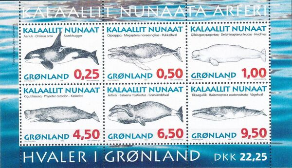 Greenland 1996 Whales h
