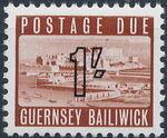 Guernsey 1969 Castle Cornet and St. Peter Port g
