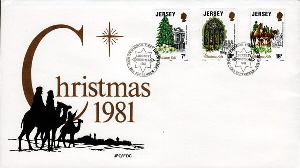 Jersey 1981 Christmas g