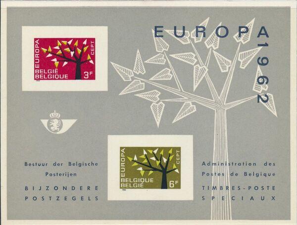 Belgium 1962 Europa-CEPT c