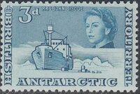 British Antarctic Territory 1963 Definitives f