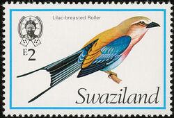 Swaziland 1976 Birds o