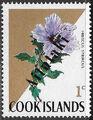 Aitutaki 1972 Flowers from Cook Islands Overprinted AITUTAKI b.jpg