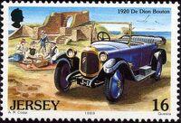 Jersey 1989 Vintage Cars b