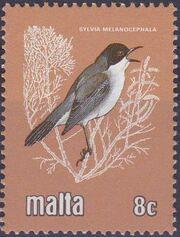 Malta 1981 Birds b