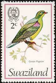Swaziland 1976 Birds b