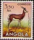 Angola 1953 Animals from Angola m