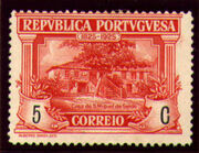 Portugal 1925 Birth Centenary of Camilo Castelo Branco d