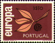 Portugal 1965 Europa b