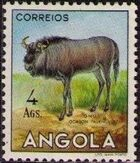 Angola 1953 Animals from Angola n