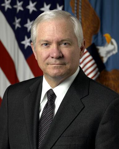 File:Robert Gates, official DoD photo portrait, 2006.jpg