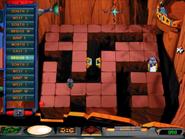 Robot Maze level 3