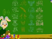 K-new chalkboard