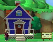 Frankie's house 3dvw