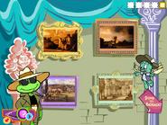 2ad landscape paintings set
