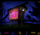 Madame Pomreeda's Cart