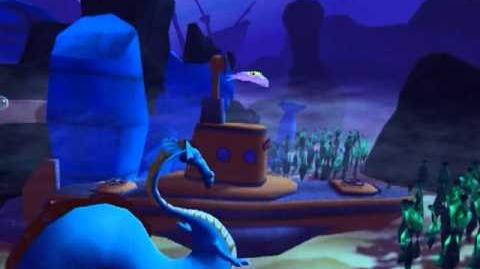 JumpStart Deep Sea Escape, Intro Part 2