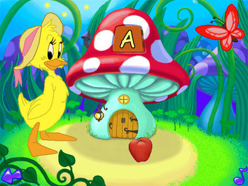 Image of ABC Toadstools (activity).