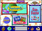 Atw japan scrapbook page