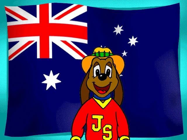 JumpStart Around the World (1st grade) - Australia clip