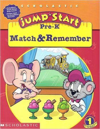 Image of JumpStart Pre-K Match & Remember.