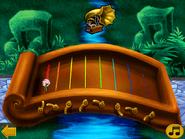 Music bridge game